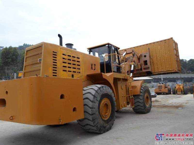 厦金XJ998-43集装箱叉装车堆高机 高清图