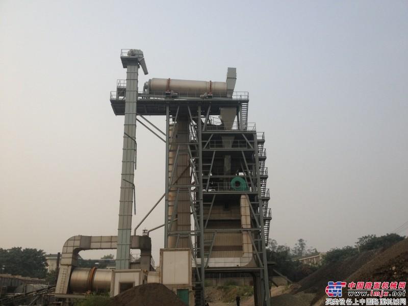 东南机械RLB1000沥青搅拌设备 高清图