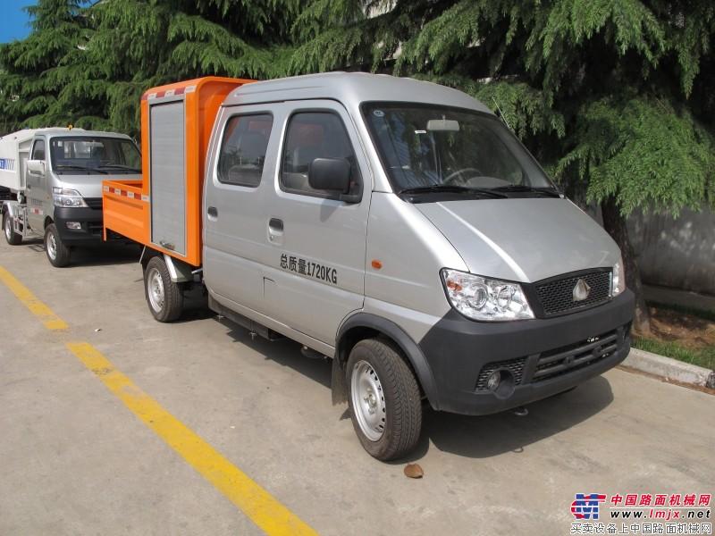 凌宇汽车CLY5021GQX清洗作业车 高清图