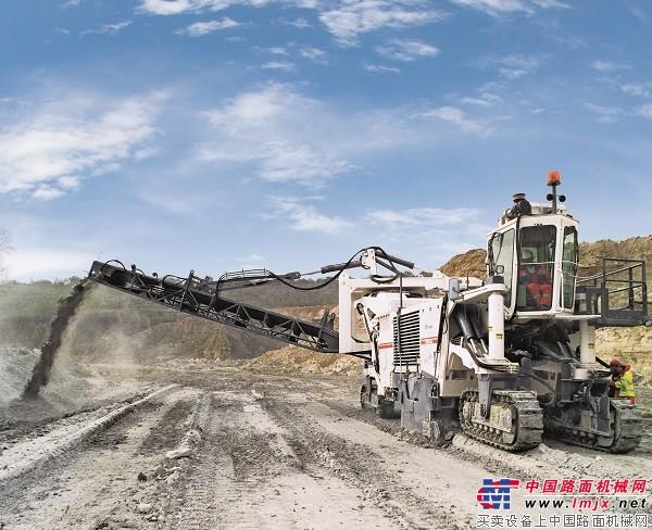 维特根2500 SM露天采矿机 高清图