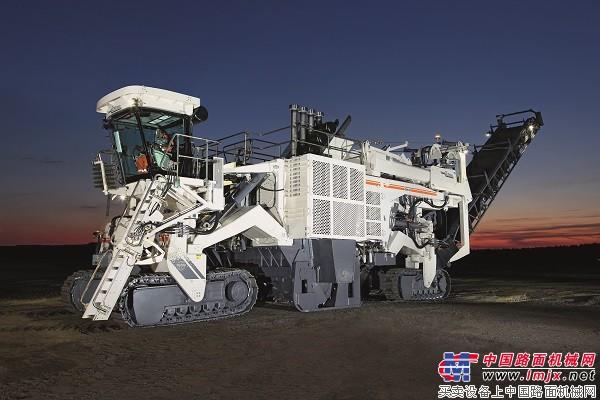 维特根4200 SM露天采矿机 高清图