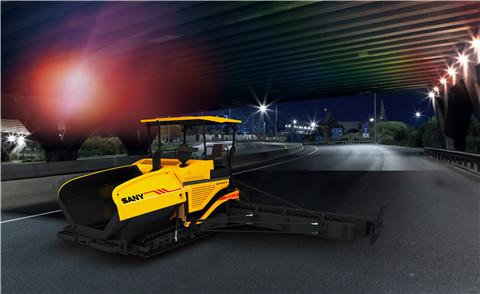 SAP系列高等級攤鋪機