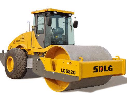 山東臨工LGS820單鋼輪壓路機
