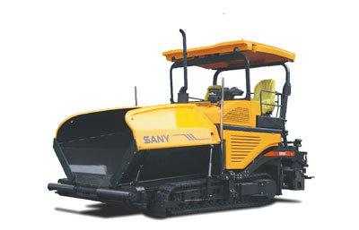 三一重工SAP90EC高等级沥青摊铺机