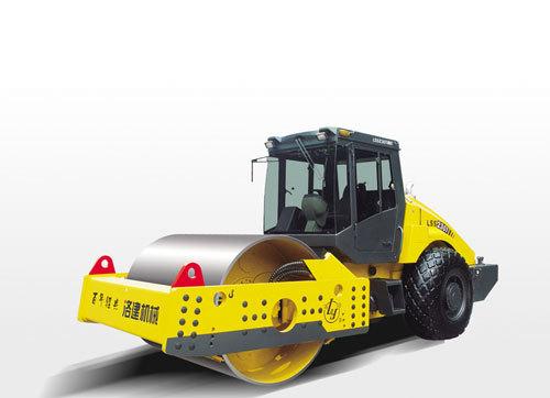 国机洛建LSS2501单钢轮振动压路机