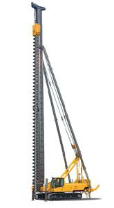 三一重工SF808电液桩高清图 - 外观