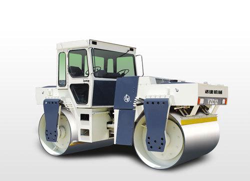国机洛建YZC12/8全液压双钢轮振动压路机