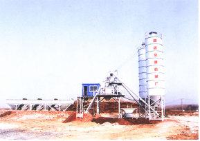 路达HBS60-180型强制式水泥混凝土拌和站