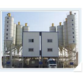 海诺HZS90型混凝土搅拌站