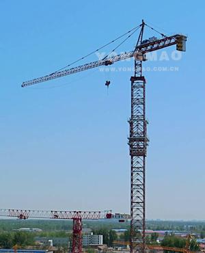 永茂ST80/75塔式起重机 高清图 - 外观