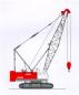 抚挖QUY80B 液压履带式起重机履带起重机高清图 - 外观