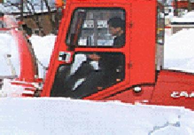 雪狼雪狼·尼格达NR30P除雪车