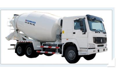 海诺8方HNJ5253GJBA混凝土搅拌运输车