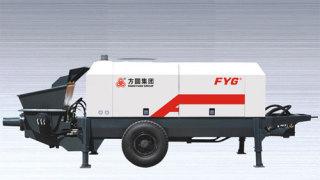 方圆HBTS系列电动机混凝土拖泵