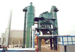 路虹LB-2000沥青混合料搅拌机高清图 - 外观