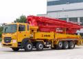 全进JJRZ52-5.16HD泵车高清图 - 外观