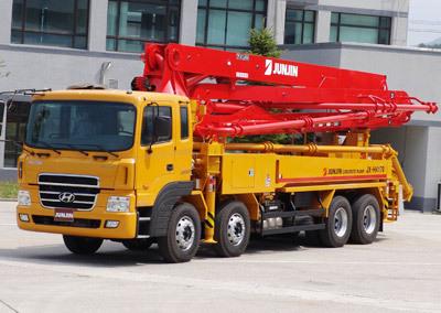 全进JX-H4170泵车