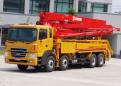 全进JX-H4170泵车高清图 - 外观