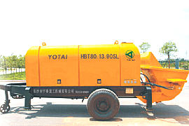 宇泰BJ5120THB95车载泵