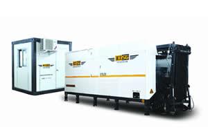高远圣工GYCBL200厂拌冷再生设备高清图 - 外观