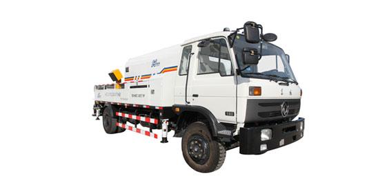 海州HBC80-18-194S混凝土车载泵高清图 - 外观