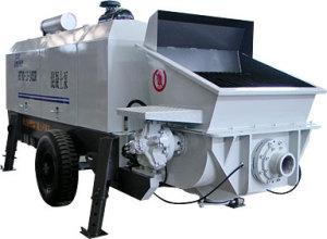 海州HBT80-13-145SR混凝土泵高清图 - 外观