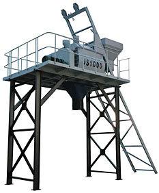海州JS1000混凝土搅拌机