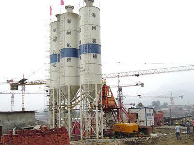 海州HZS50混凝土搅拌站