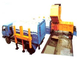 浙江建机ZW120垃圾中转设备