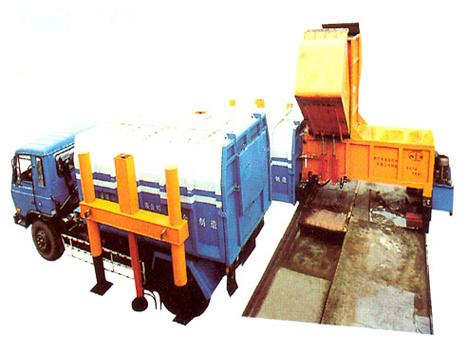 浙江建机垃圾车