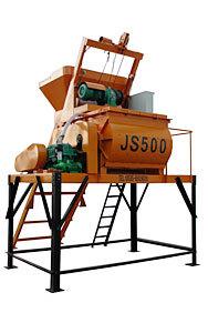 海州JS500混凝土搅拌机