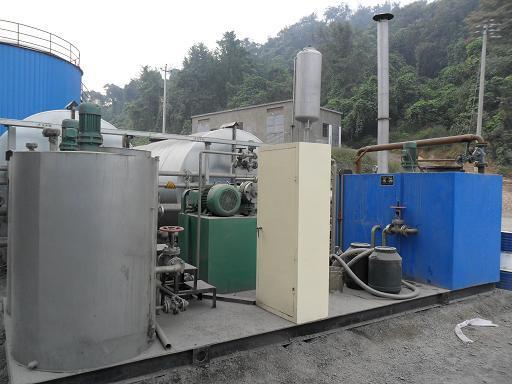 筑马LRS6沥青乳化设备