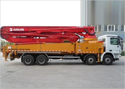全进JXRZ48-5.16MB泵车高清图 - 外观