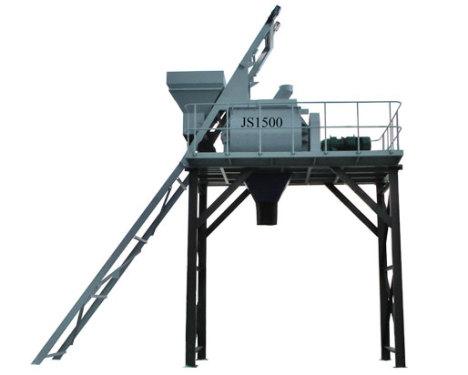 海州JS1500混凝土搅拌机