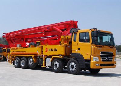 全进JJ-M4315泵车