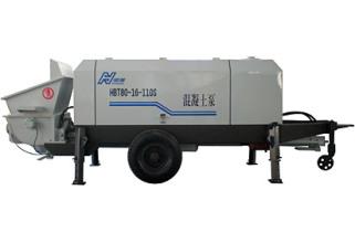 海州HBT80-16-110S混凝土泵高清图 - 外观