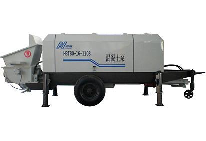 海州HBT80-16-110S混凝土泵