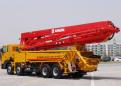 全进JXR43-4.16HD泵车高清图 - 外观