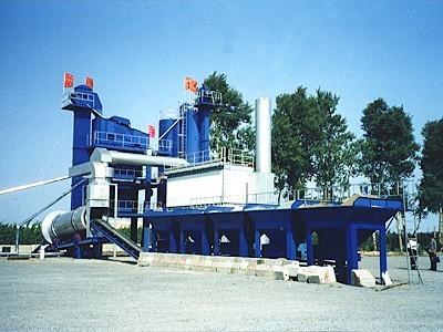 路虹LB-1000沥青混合料搅拌机