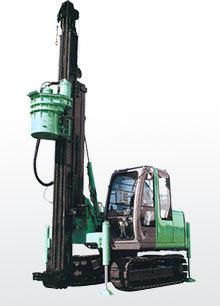 上海振中长螺旋钻机