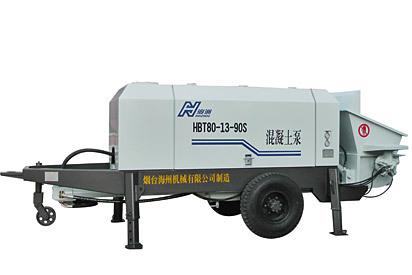 海州HBT80-13-90S混凝土泵