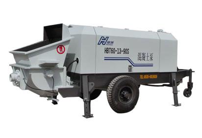 海州HBT60-13-90S混凝土泵高清图 - 外观