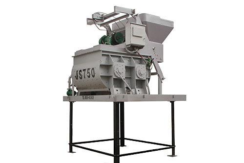 海州JS750混凝土搅拌机