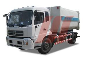 精功HJG5161ZXX车厢可卸式垃圾车高清图 - 外观