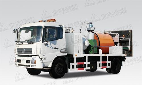 北方交通KFM5144TYHRQ热墙式道路养护车高清图 - 外观