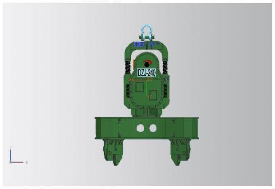 永安DZJ-240零啟動系列振動錘