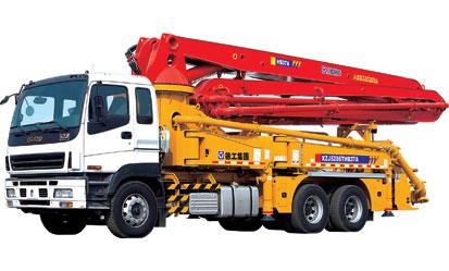 混凝土泵车 - HB37A