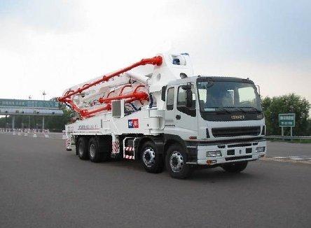 鸿达HDT5340THB-42/4泵车