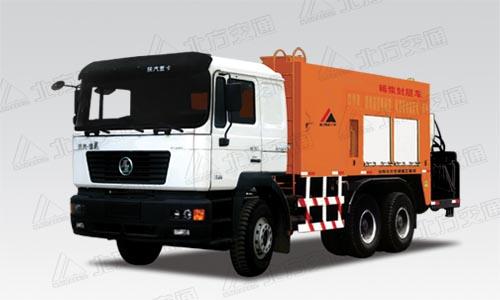 北方交通KFM5252TYHFC(泵送)稀浆封层车高清图 - 外观