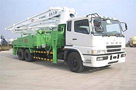 华菱星马AH5264THB混凝土泵车